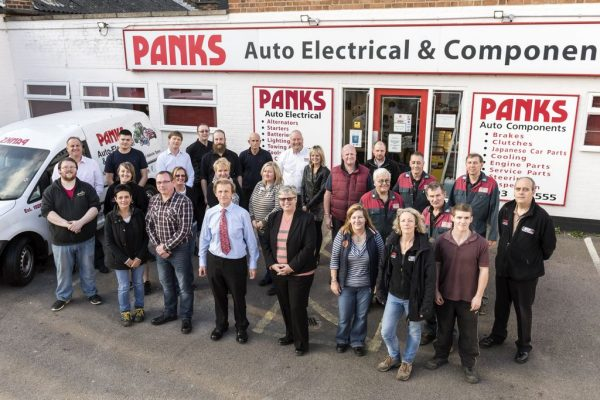 Panks Auto Electrical Team