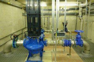 Caistor Resilience Scheme Pump