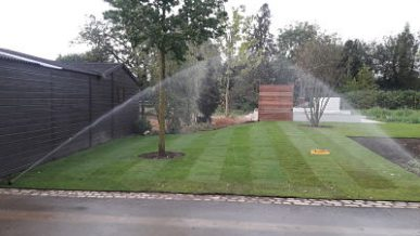 Irrigation - Cool Gardens